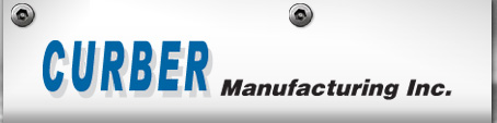 Curber Manufacturing Inc company