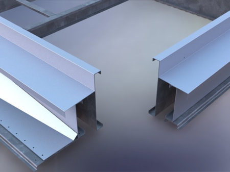 Heavier Units May Require A Structural System, Using An Inner And Outer Curb  Design To Isolate The Load From The Roof Panels And Allow For Expansion And  ...